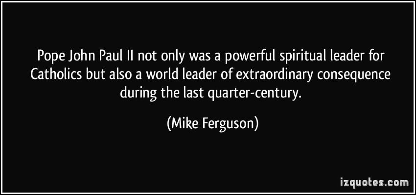 Mike Ferguson's quote #3