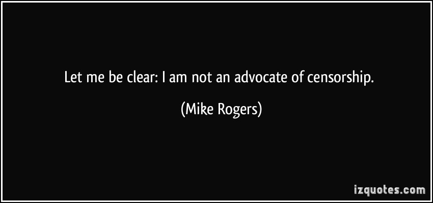 Mike Rogers's quote #2