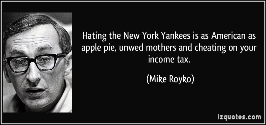 Mike Royko's quote