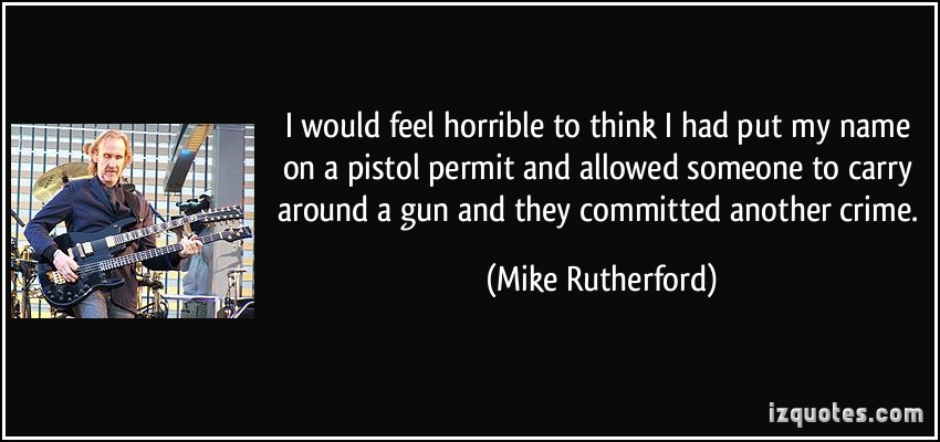Mike Rutherford's quote #4