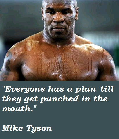 Mike Tyson quote #2