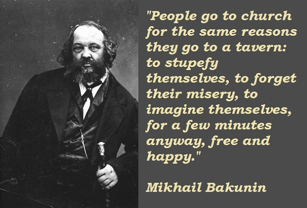 Mikhail Bakunin's quote #2