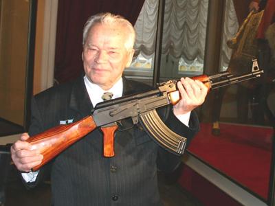 Mikhail Kalashnikov's quote #5