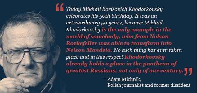 Mikhail Khodorkovsky's quote #7