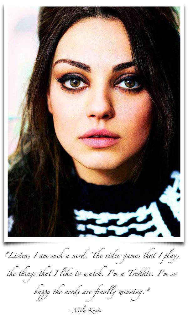 Mila Kunis's quote #4
