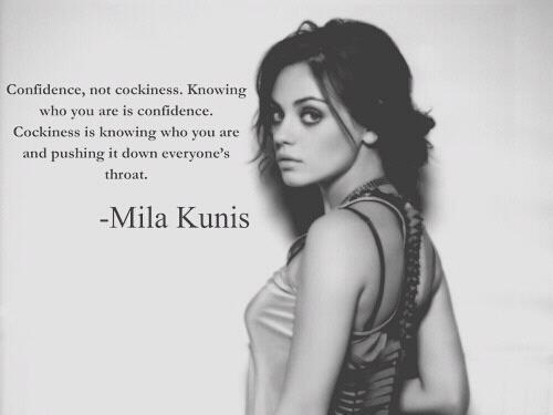 Mila Kunis's quote #3