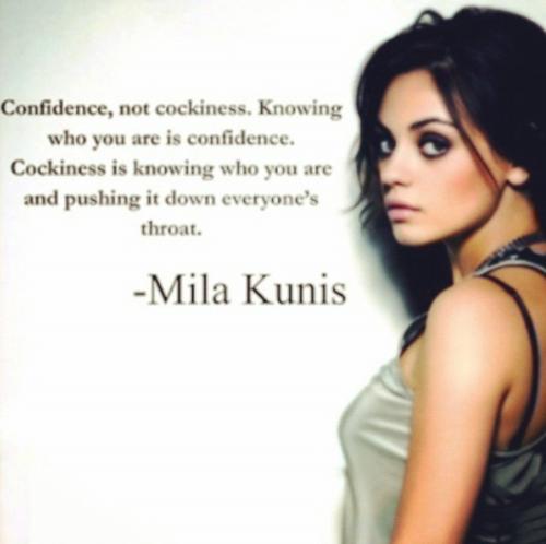 Mila Kunis's quote #7