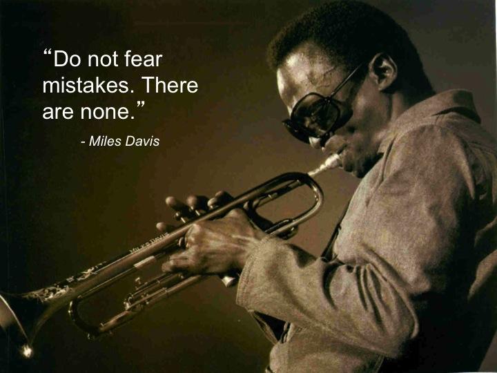 Miles Davis quote #1