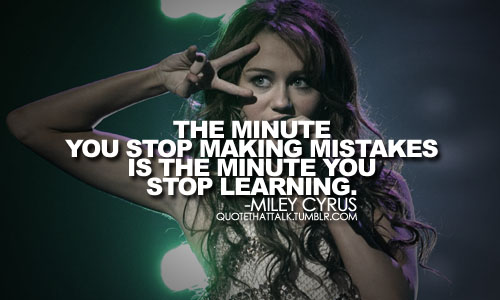 Miley Cyrus's quote #8