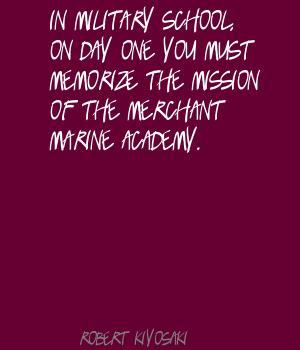 Military School quote #2