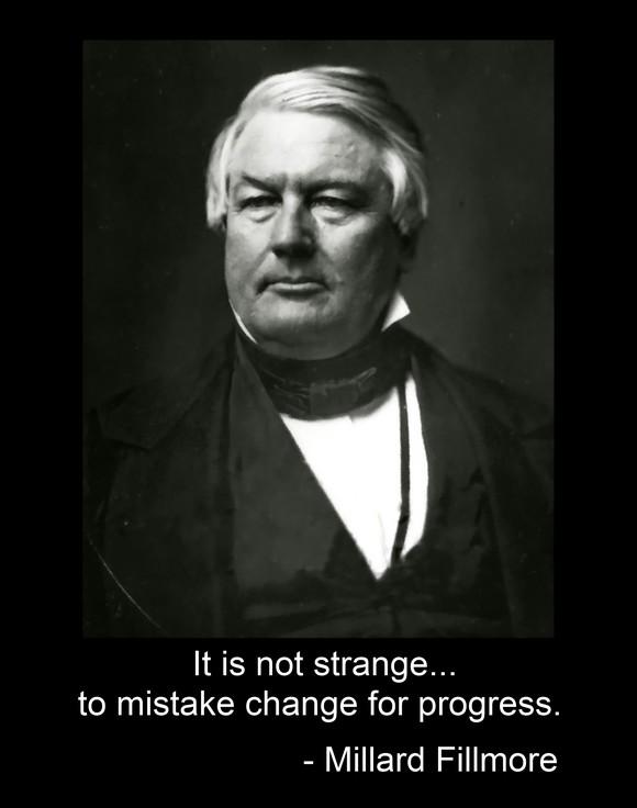 Millard Fillmore's quote #1