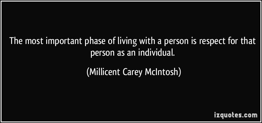 Millicent Carey McIntosh's quote #1