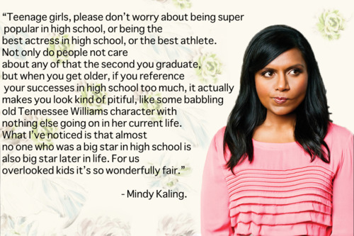 Mindy Kaling's quote #5