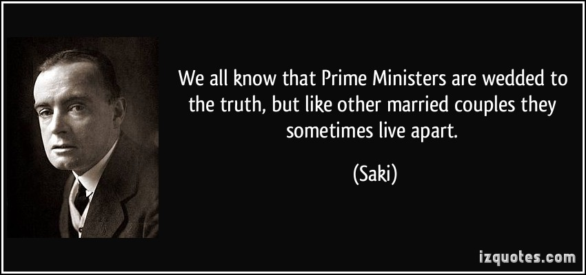 Ministers quote #1