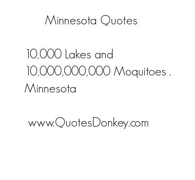 Minnesota quote #2
