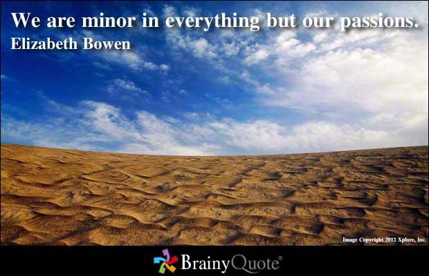 Minor quote #1