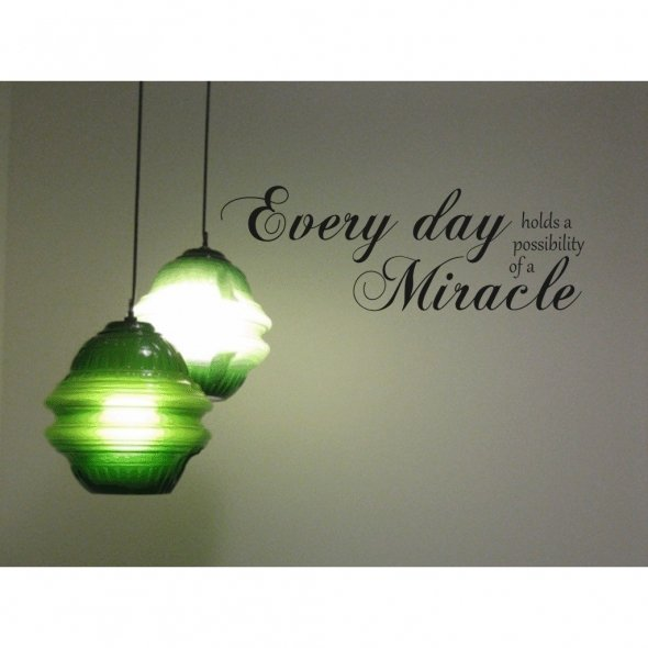 Miracle quote #1
