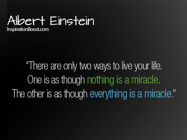 Miracle quote #8