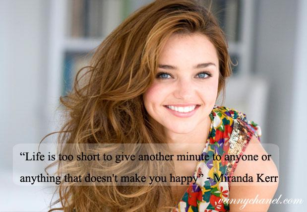 Miranda Kerr's quote #3