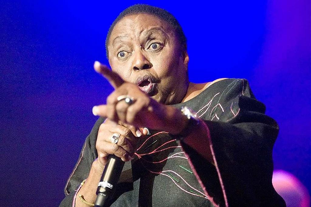 Miriam Makeba's quote #2