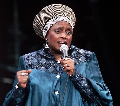 Miriam Makeba's quote #4