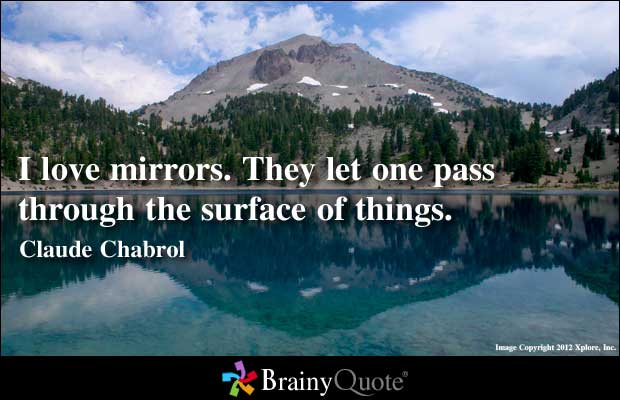 Mirrors quote #1