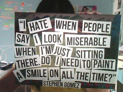 Miserable quote #3