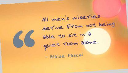 Miseries quote #1