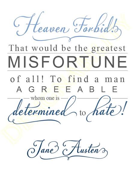 Misfortune quote #4