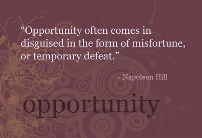 Misfortune quote #5