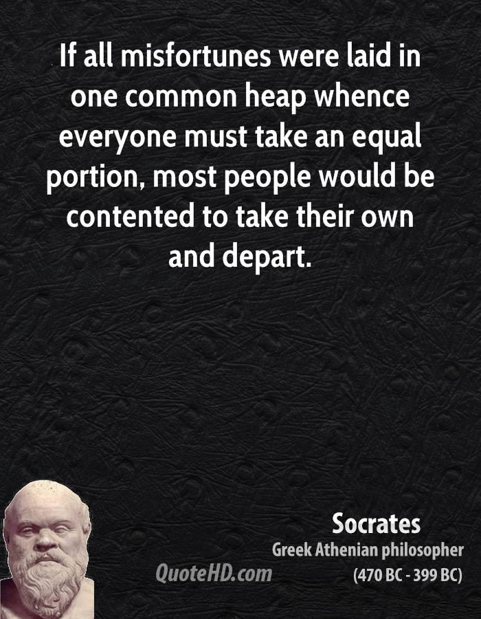 Misfortunes quote #1