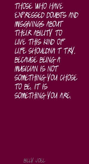 Misgivings quote #2