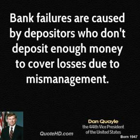 Mismanagement quote #1