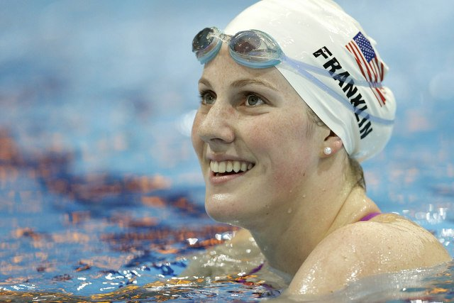 Missy Franklin's quote #1