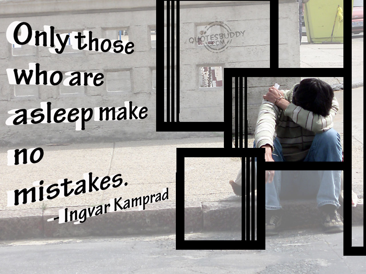Mistake quote #1