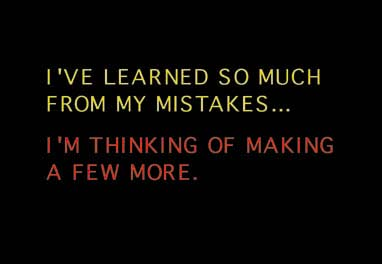 Mistake quote #2