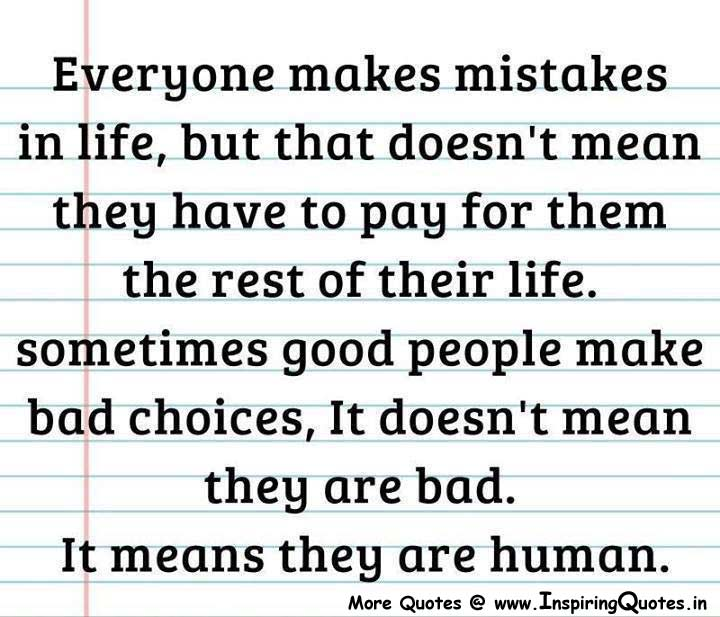 Mistake quote #5