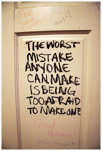 Mistakes quote #1