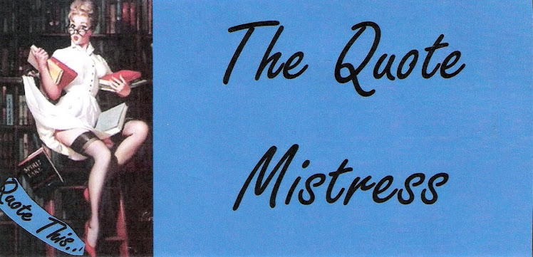 Mistress quote #1