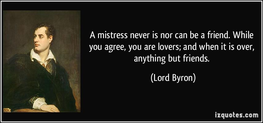 Mistress quote #6