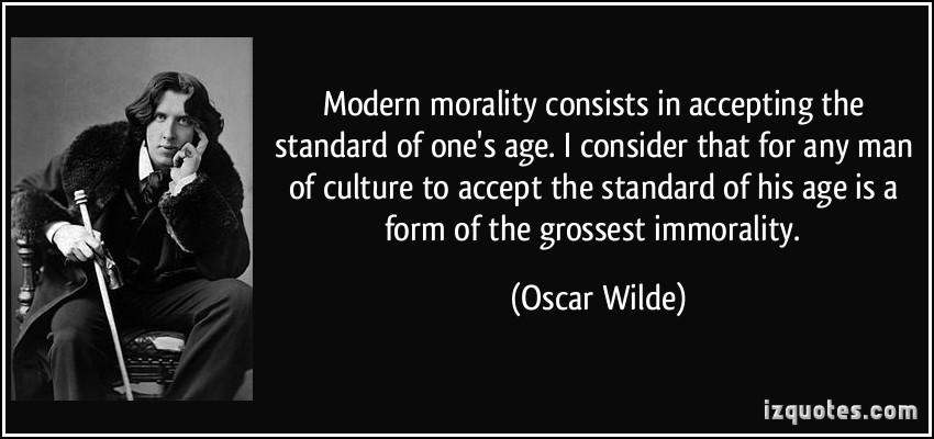 Modern Culture quote #1