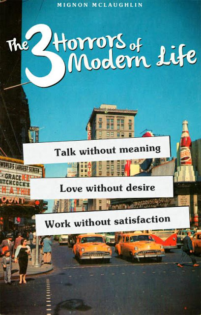 Modern Life quote #2