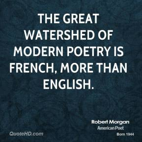 Modern Poetry quote #2