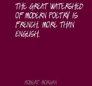 Modern Poetry quote