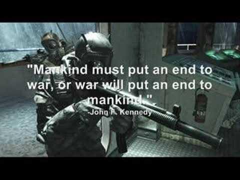 Modern War quote #1