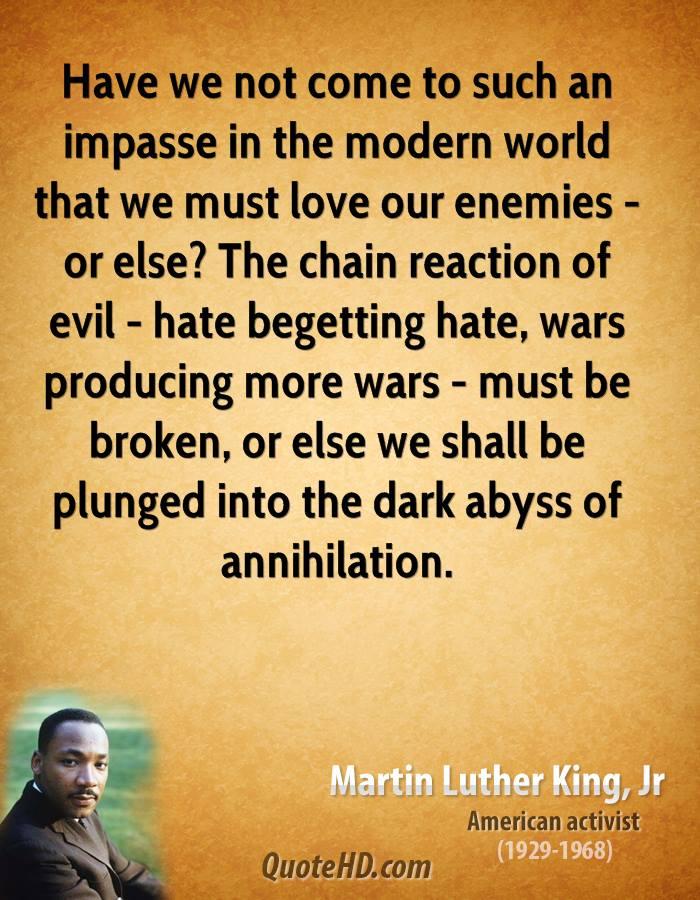 Modern World quote #1