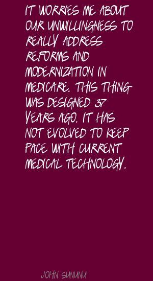 Modernization quote #2