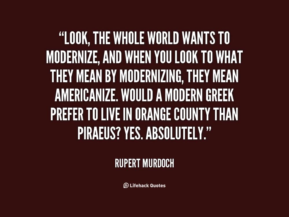 Modernize quote #1
