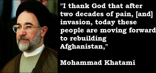 Mohammad Khatami's quote #6