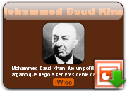 Mohammed Daud Khan's quote #6